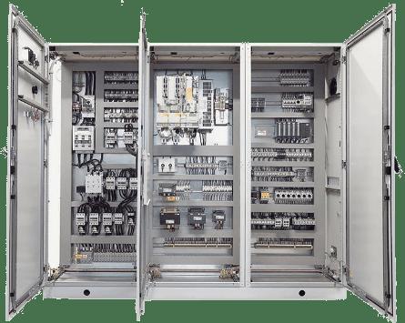 щит управления и автоматизации