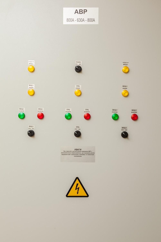 Щиты АВР, автоматический ввод резерва