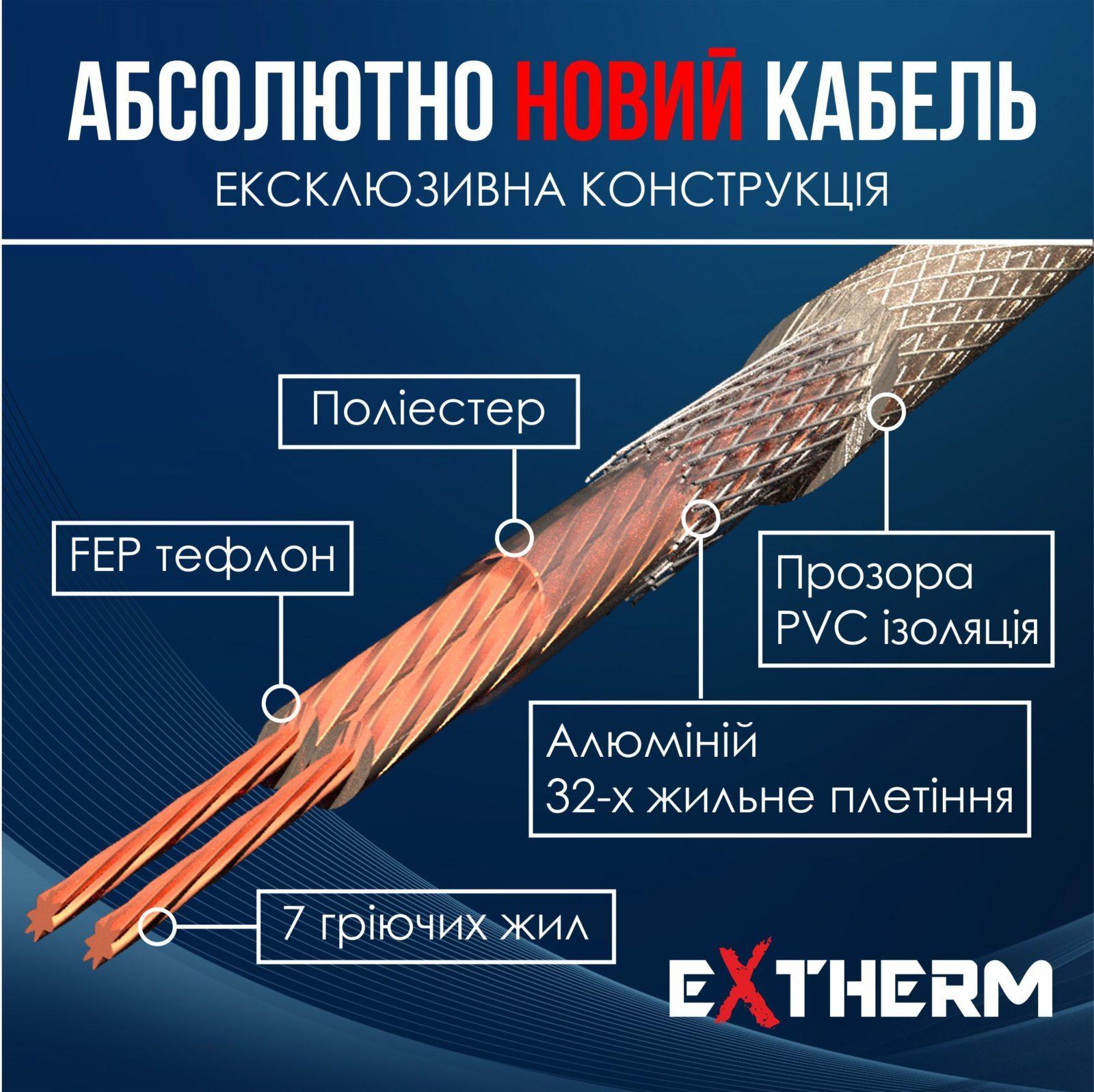Теплый пол Extherm