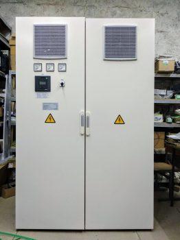 Автоматическая установка компенсации реактивной мощности