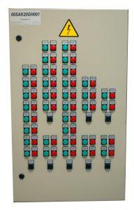 На базе оборудования Schneider Electric. NSX, Acti9, TeSys, Harmony