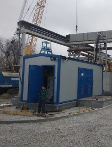 Комплектная трансформаторная подстанция